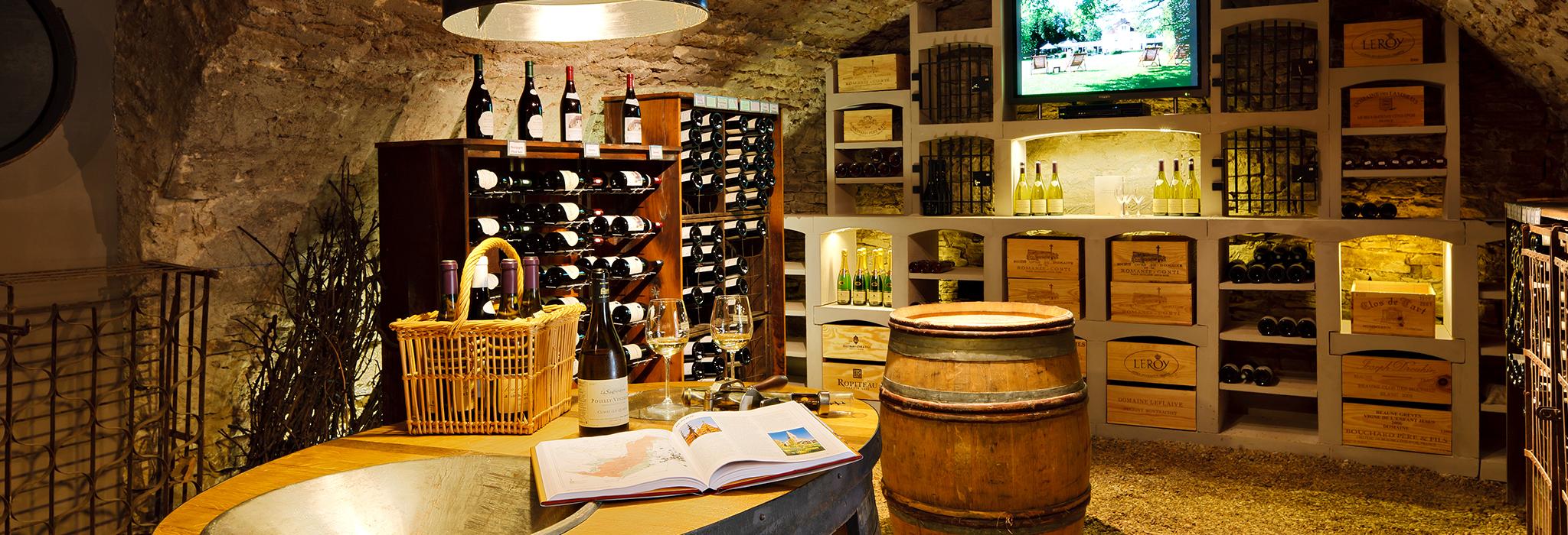 Le Vin est un professeur de goût, il est le libérateur de l'esprit et l'illuminateur de l'intelligence